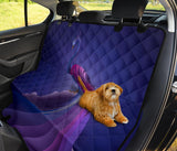 Peacock Pet Seat Cover Pet Seat Cover