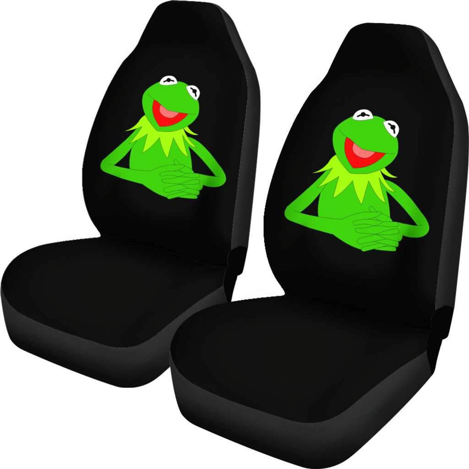 Frog Funny Car Seat Covers Amazing Gift Ideas T032920