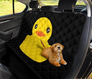 Little Duck Cute Pet Seat Cover Pet Seat Cover