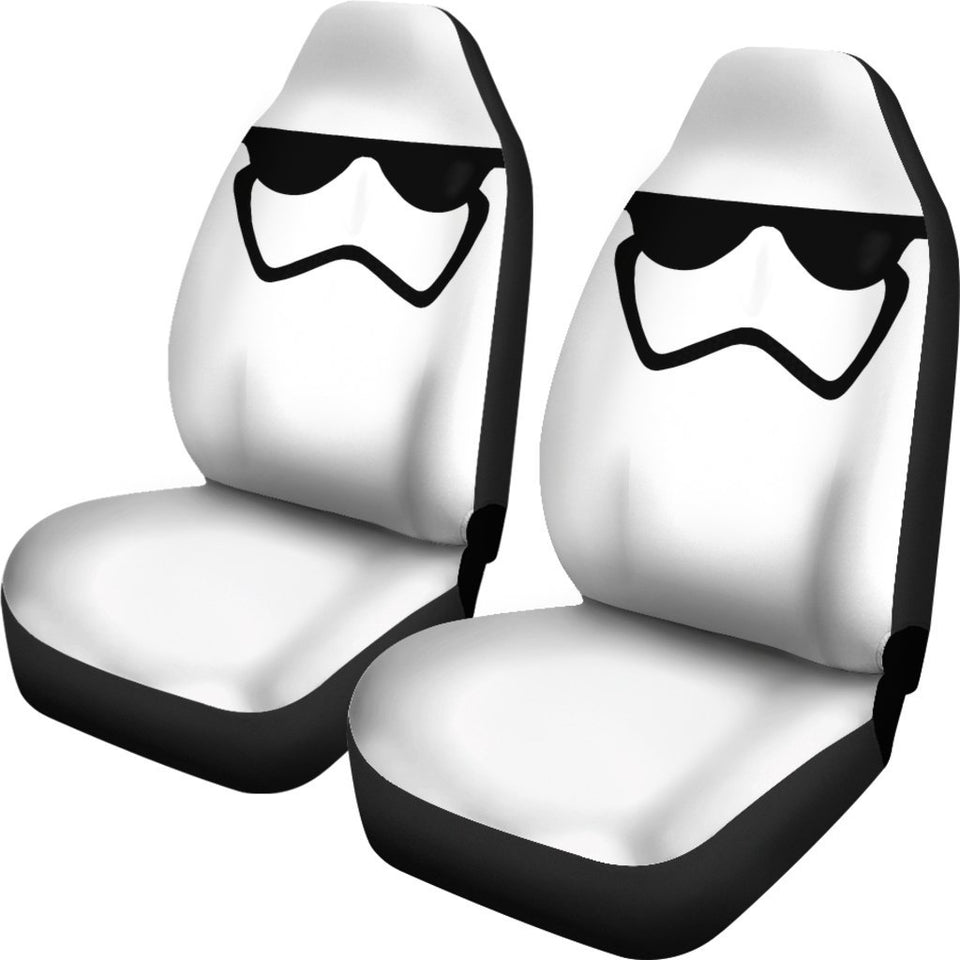 Stormstrooper Star Wars Car Seat Covers