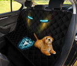 Iron Man Pet Seat Cover