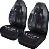 Geralt The Witcher 3: Wild Hunt Game Fan Gift Car Seat Covers H1228