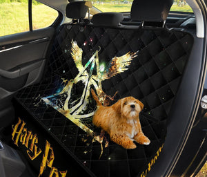 Harry Potter Emblem Pet Seat Cover