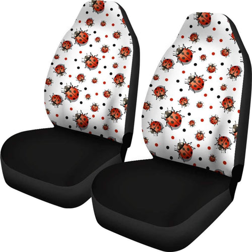 Ladybird Cute Car Seat Covers Amazing Gift Ideas T040720