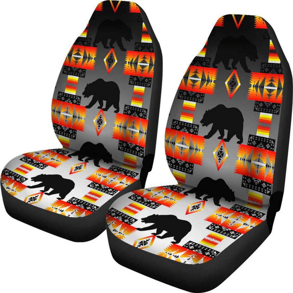 Seven Tribes Art Car Seat Covers Amazing Gift Ideas T041120