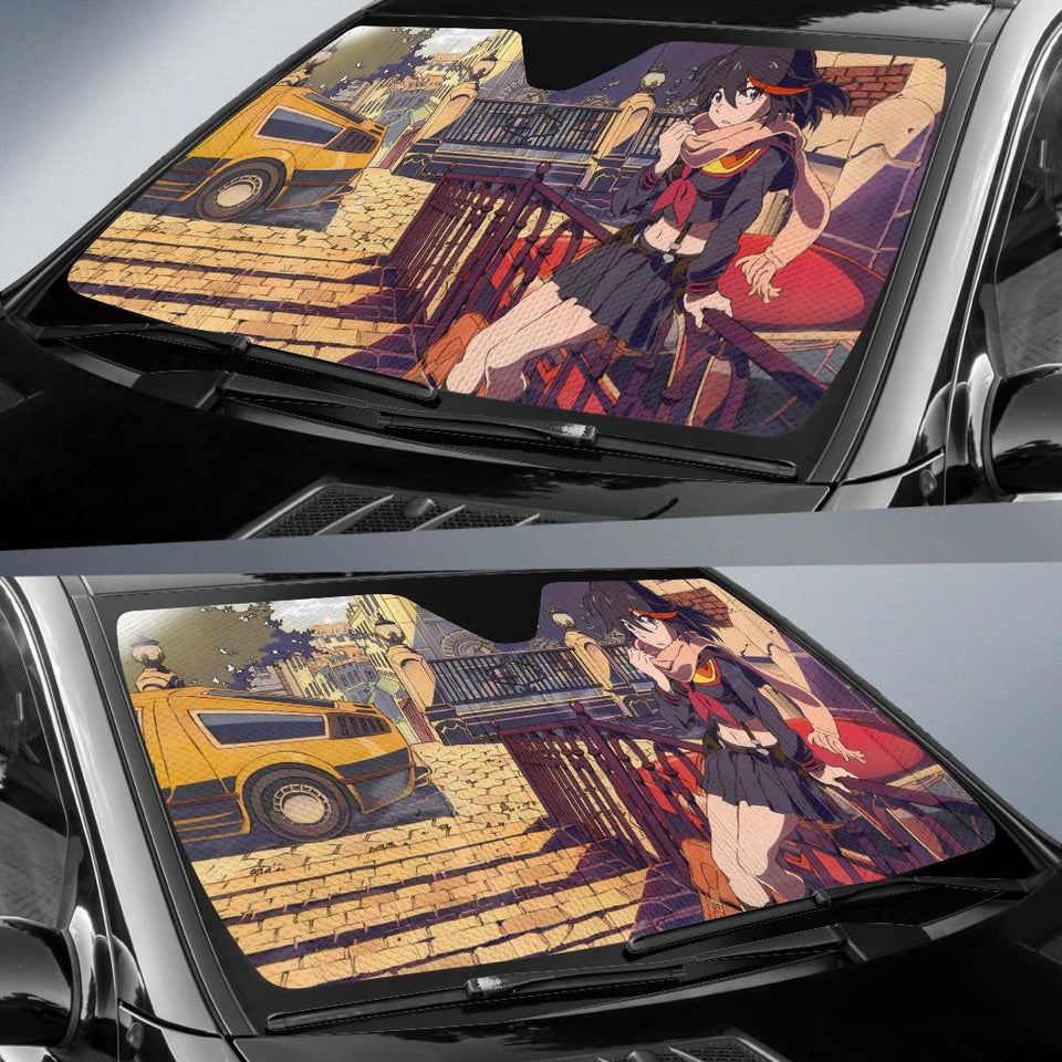 La Kill Car Sun Shades Auto