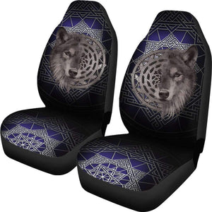 Wolf Spirit Car Seat Covers Amazing Gift Ideas T041620