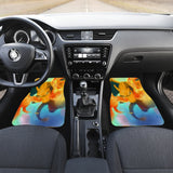 Charizard Pokemon Fire Dragon Car Floor Mats 191021