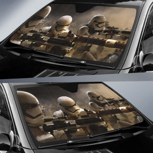 Star Wars Army Auto Sun Shades