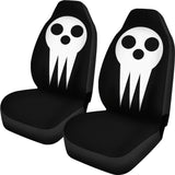 Shinigami Sama Car Seat Covers Icon Funny Unique Gift For Car 2021