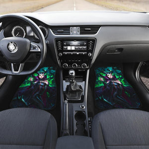 Maleficent Art Walt Disney Car Floor Mats 191024