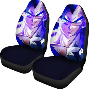 Goku Vegeta Ultra Instinct Dragon Ball Car Seat Covers