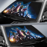 Guardians Of The Galaxy Car Sun Shades Auto