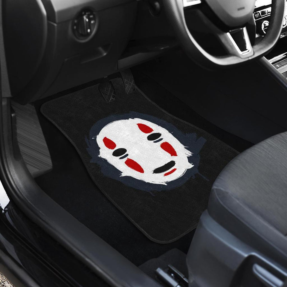 No Face Anime Japan Car Floor Mats 191028
