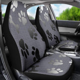 Silver Bone Paws Car Seat Covers Amazing Gift Ideas T041520