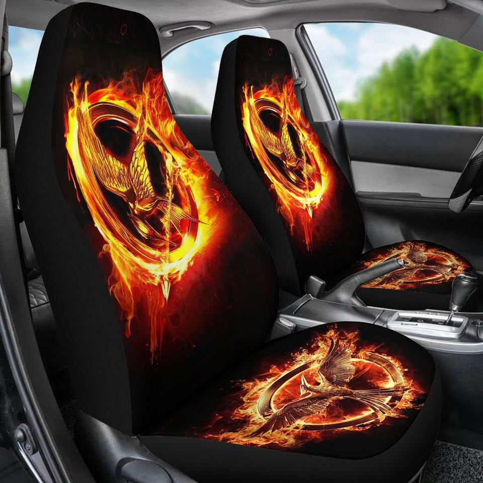 Hunger Game Car Seat Covers