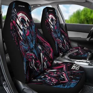 Cowboy Bebop Anime Car Seat Covers 2