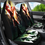 Attack On Titan Anime Car Seat Covers