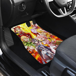 Yuki Yuna Is A Hero Car Floor Mats 191102