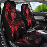 Darth Talon Sexy Lightsaber Car Seat Covers N022405