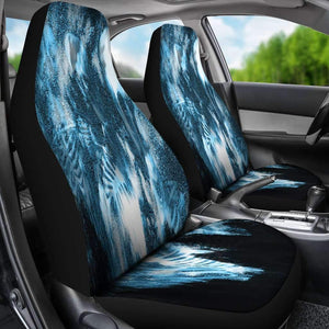 Skeletons Haunt The Sky Car Seat Covers Amazing Gift T041420