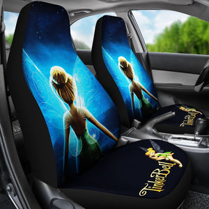 Tinkerbell Disney Car Seat Covers