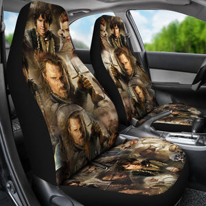 Lord Of The Rings Movie Fan Gift Car Seat Covers T1227