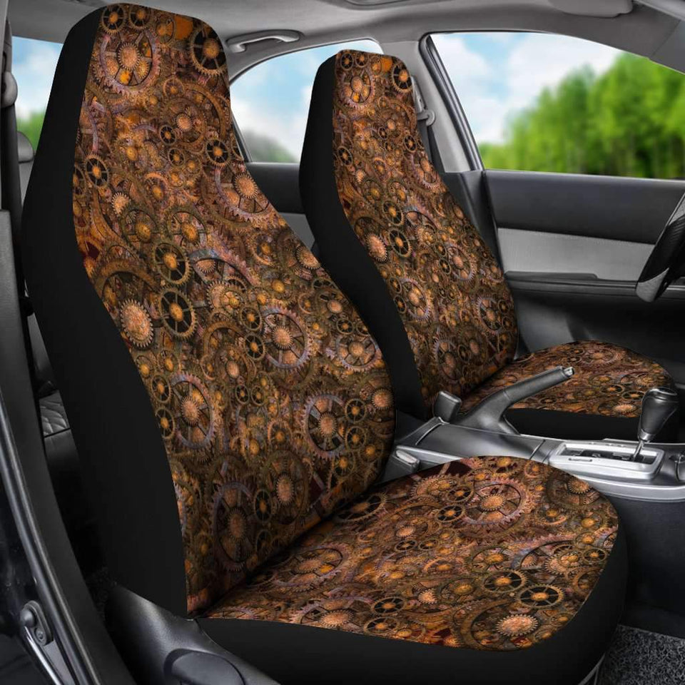 Steampunk Car Seat Covers Amazing Gift Ideas T032520