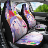 Anime Sagiri Car Seat Covers