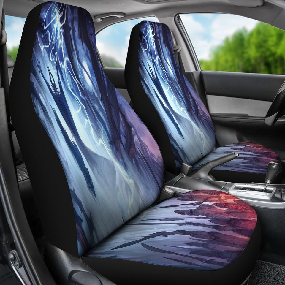 Car Seat Covers Maleficent K1222 Seat Covers
