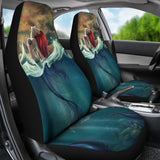 The Little Mermaid Ariel Car Seat Covers Cartoon Fan Gift T1227