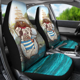 Pirate Pug Car Seat Covers Amazing Gift Ideas T031220