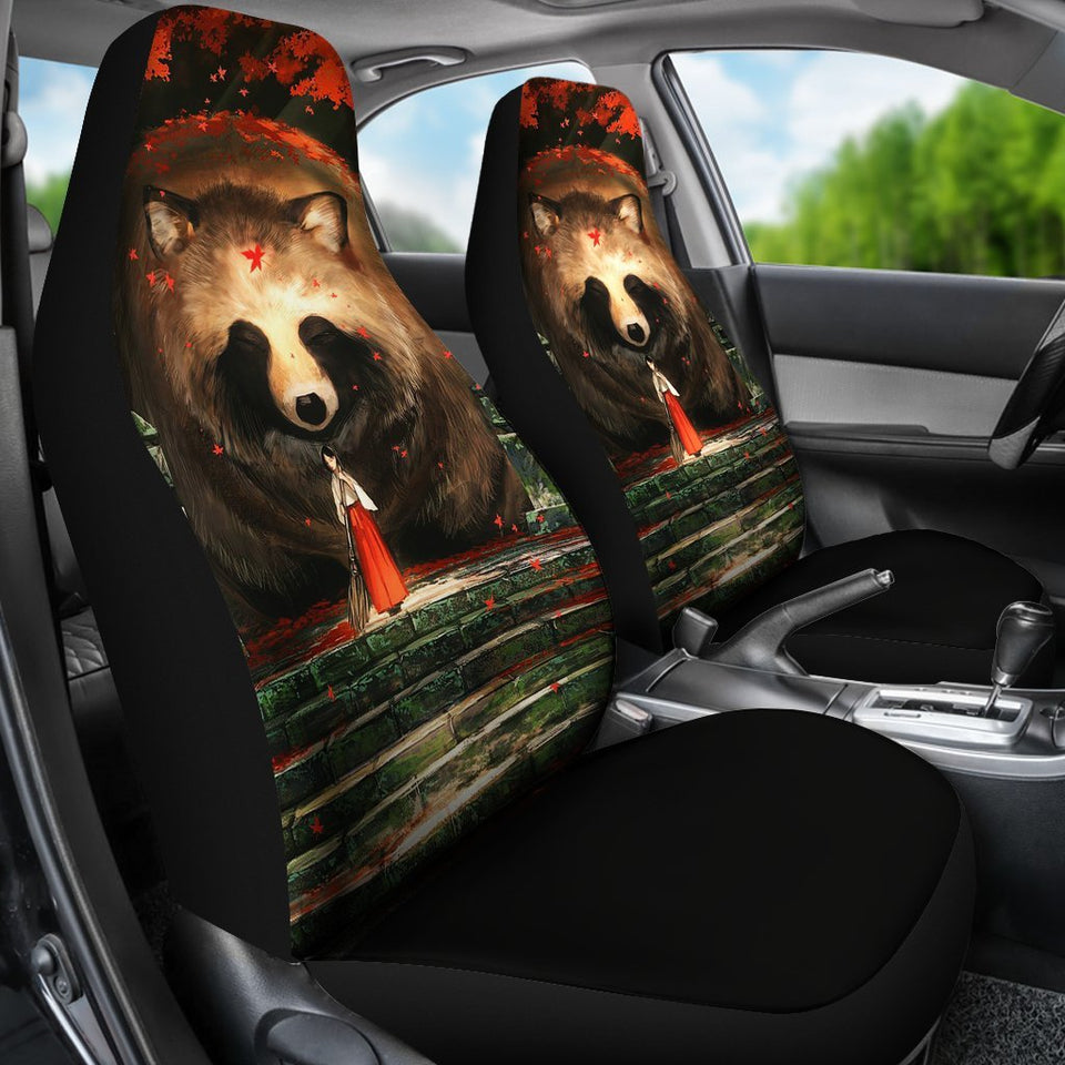 Giant Animam Animal Car Seat Covers