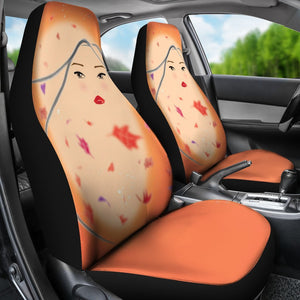 Pocahontas Disney Princess Car Seat Covers Cartoon T0105