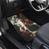 One Peace Zoro Anime Car Floor Mats 191028