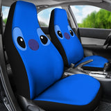Stitch New Face Lilo Car Seat Covers