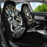 Nightmare Before Christmas Halloween Car Seat Covers