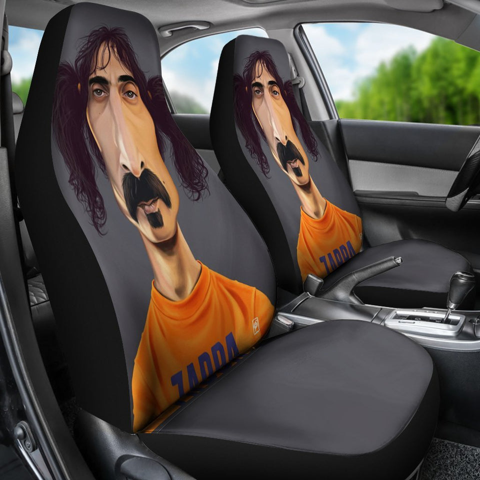 Frank Zappa Car Seat Covers
