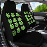 Green Frogs Car Seat Covers Amazing Gift Ideas T032920