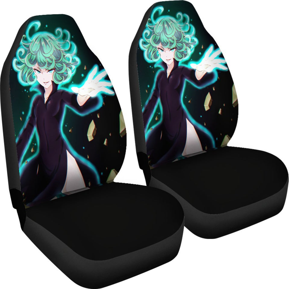 One Punch Man Tatsumaki Anime Car Seat Covers