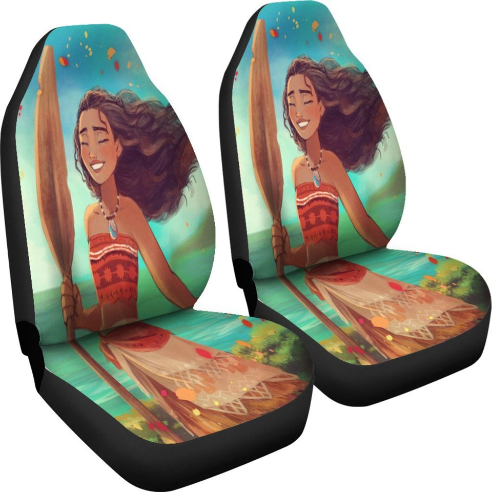 Car Seat Covers Moana K1222