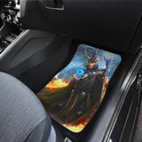Loki Thunder Thor Marvel Car Floor Mats 191024