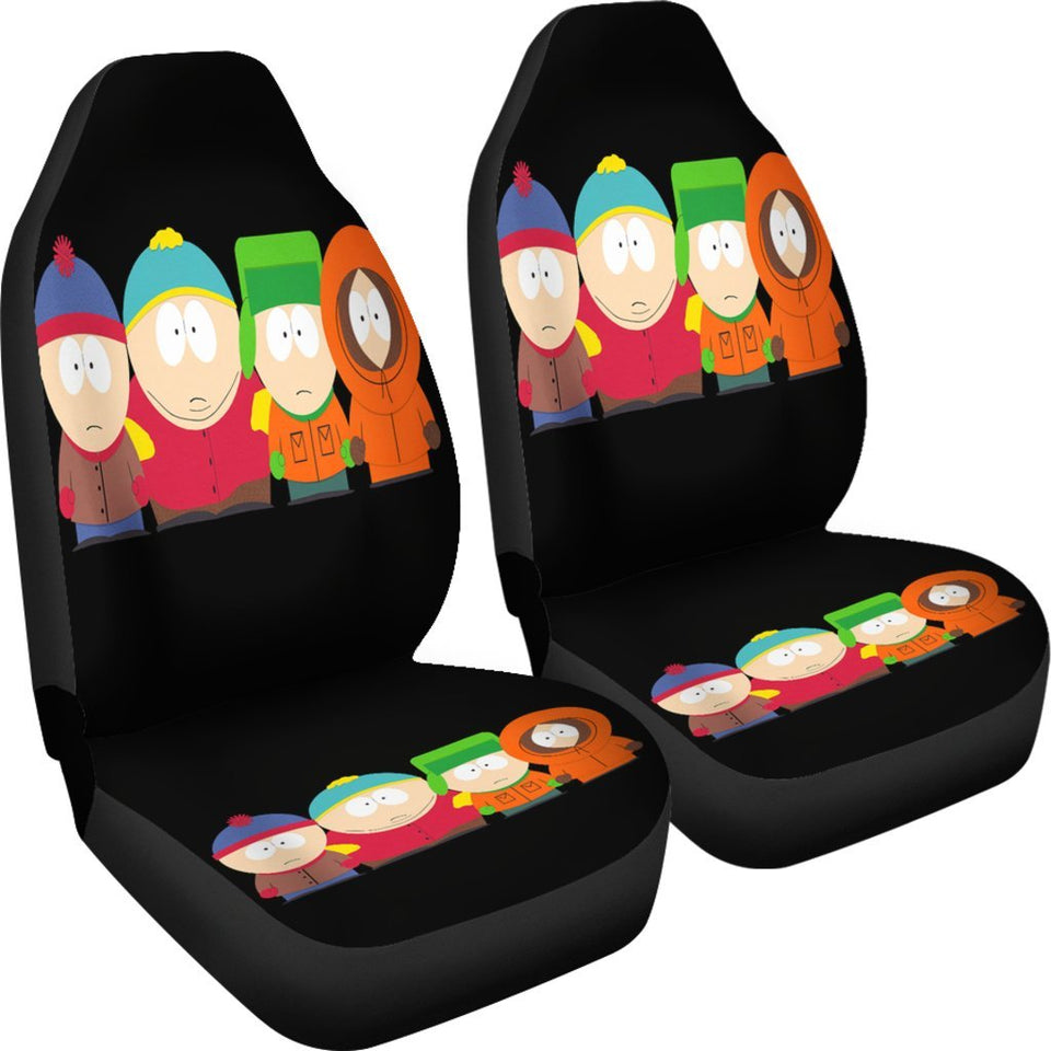 South Park Cartoon Car Seat Covers