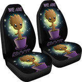 Baby Groot Mavel Car Seat Covers