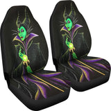 Car Seat Covers Maleficent K1222 Car Seat Covers