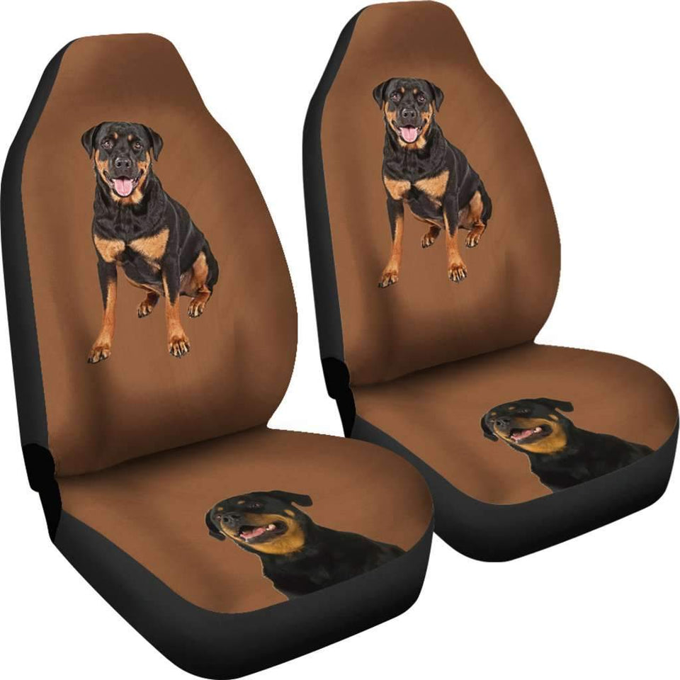 Rottweiler Car Seat Covers Amazing Gift Ideas T041120
