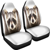 Raccoon Animal Car Seat Covers