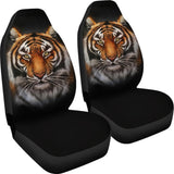 Tiger 3D Animal Car Seat Covers