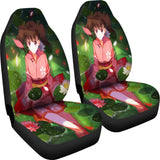 Koutetsujou No Kabaneri Anime Car Seat Covers
