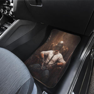 Pug Funny Theme Car Floor Mats 191030